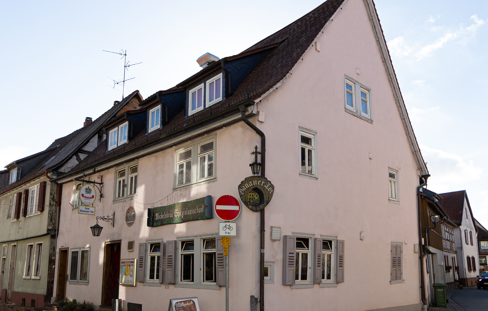 Gaststätte, Restaurant Hanauer Tor Babenhausen